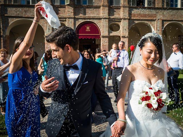 Il matrimonio di Emanuele e Juanchi a Cherasco, Cuneo 34