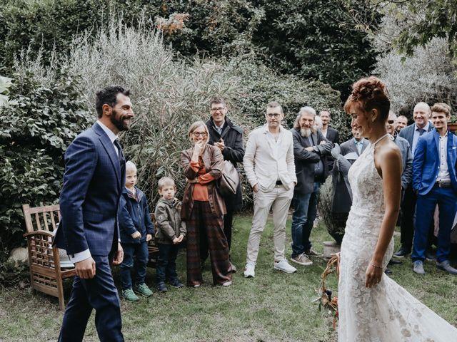 Il matrimonio di Raffaele e Federica a Cameri, Novara 18