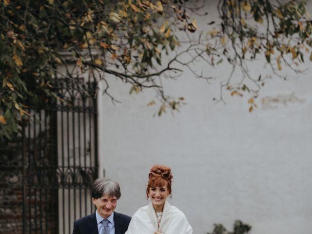 Il matrimonio di Raffaele e Federica a Cameri, Novara 23