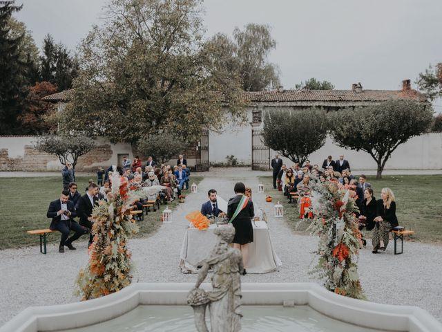 Il matrimonio di Raffaele e Federica a Cameri, Novara 24