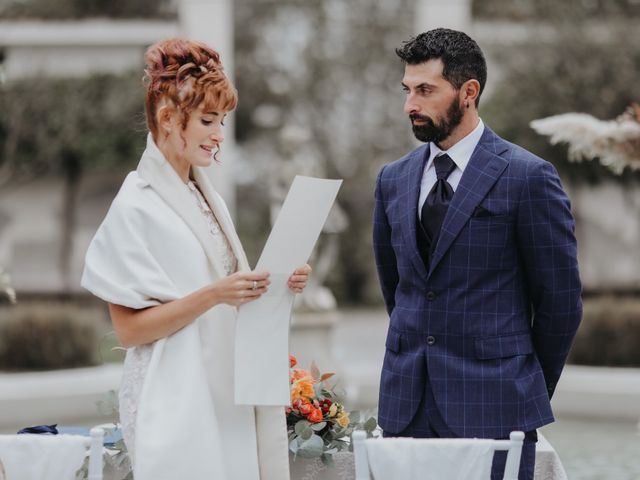 Il matrimonio di Raffaele e Federica a Cameri, Novara 25