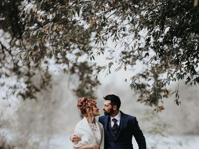 Il matrimonio di Raffaele e Federica a Cameri, Novara 34