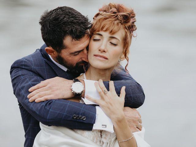 Il matrimonio di Raffaele e Federica a Cameri, Novara 37