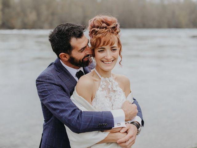 Il matrimonio di Raffaele e Federica a Cameri, Novara 38