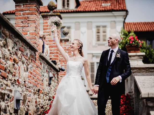 Il matrimonio di Roberto e Claudia a Bairo, Torino 23