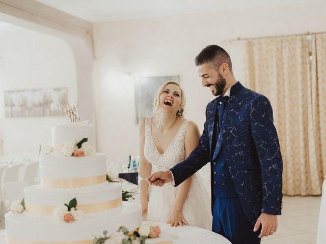 Il matrimonio di Marco e Lucia a Sassari, Sassari 86