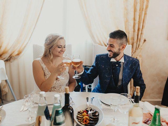 Il matrimonio di Marco e Lucia a Sassari, Sassari 92