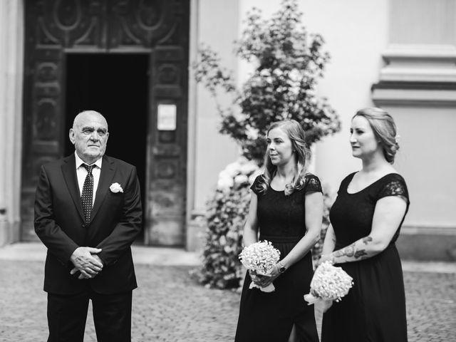 Il matrimonio di Giacomo e Marianna a Vercelli, Vercelli 11