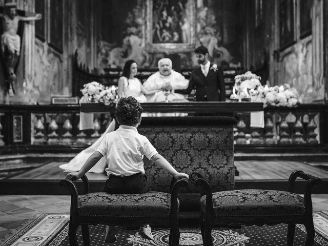 Il matrimonio di Giacomo e Marianna a Vercelli, Vercelli 14