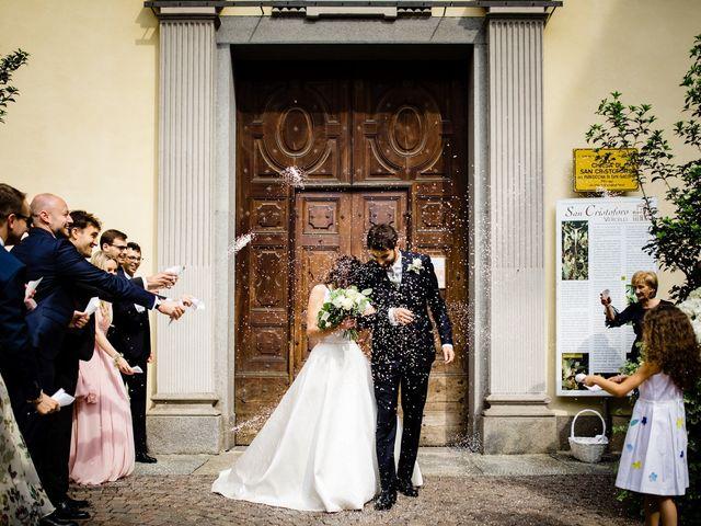 Il matrimonio di Giacomo e Marianna a Vercelli, Vercelli 15
