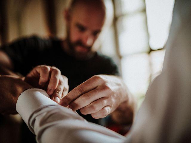 Il matrimonio di David e Nora a Firenze, Firenze 4