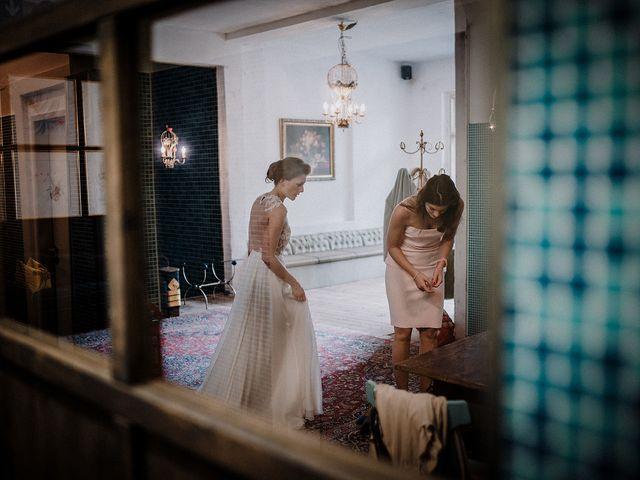 Il matrimonio di David e Nora a Firenze, Firenze 7