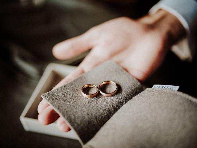 Il matrimonio di David e Nora a Firenze, Firenze 20