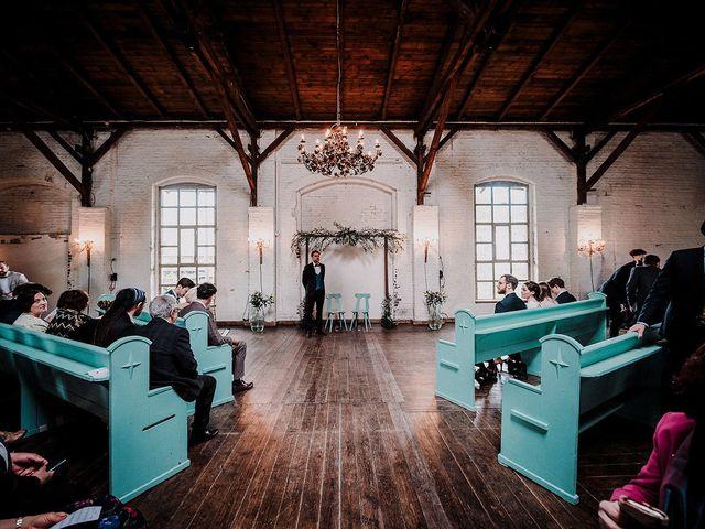 Il matrimonio di David e Nora a Firenze, Firenze 24