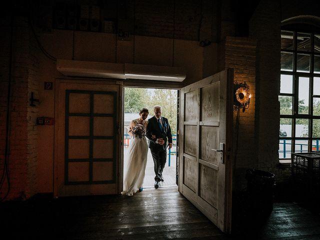 Il matrimonio di David e Nora a Firenze, Firenze 26