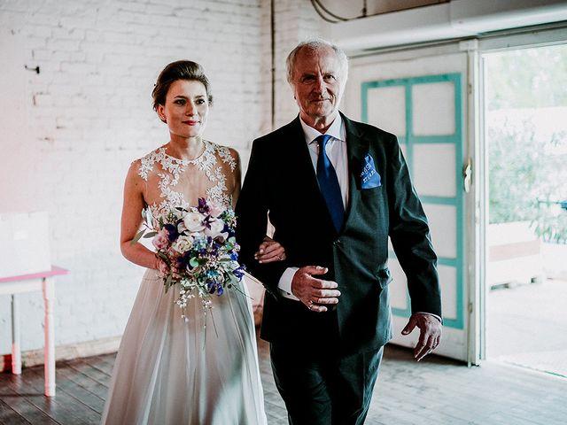 Il matrimonio di David e Nora a Firenze, Firenze 27