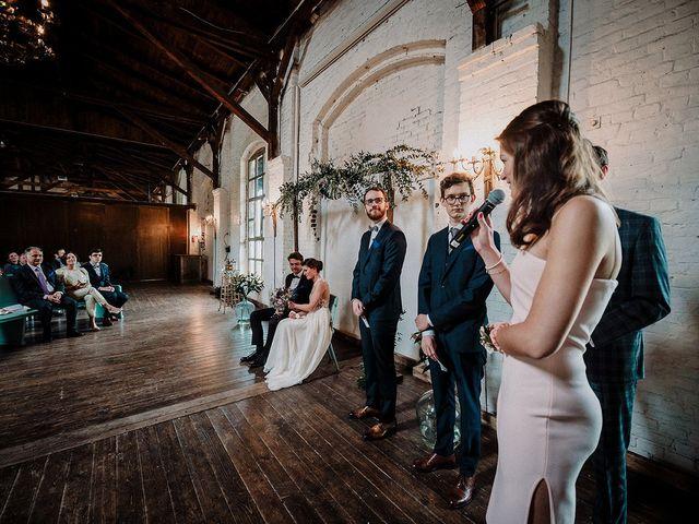 Il matrimonio di David e Nora a Firenze, Firenze 33