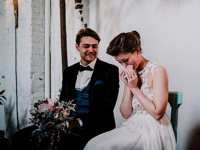 Il matrimonio di David e Nora a Firenze, Firenze 34