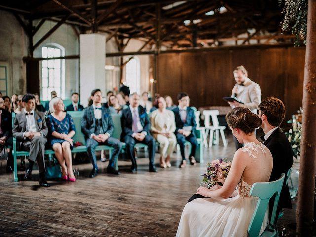 Il matrimonio di David e Nora a Firenze, Firenze 37