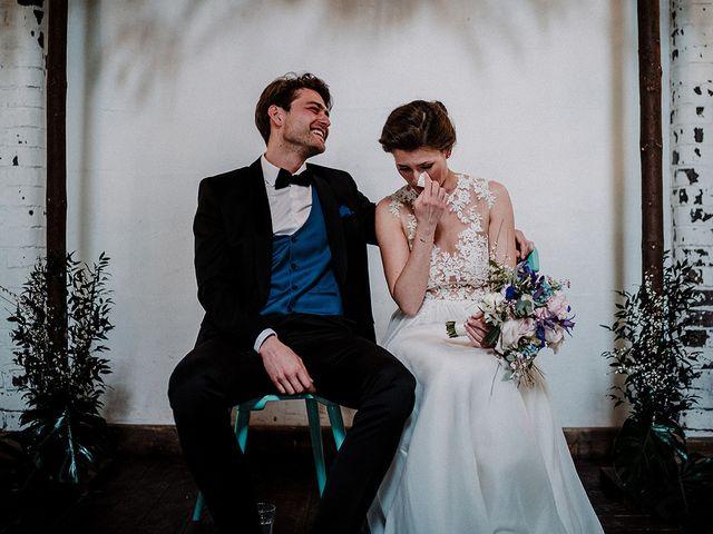 Il matrimonio di David e Nora a Firenze, Firenze 40