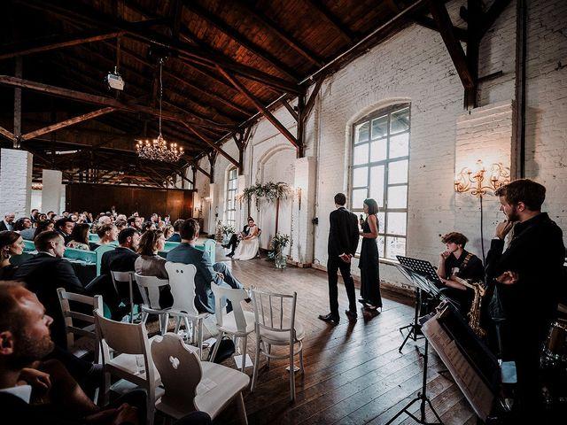 Il matrimonio di David e Nora a Firenze, Firenze 42