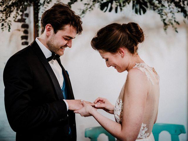 Il matrimonio di David e Nora a Firenze, Firenze 48