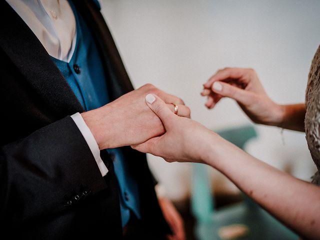 Il matrimonio di David e Nora a Firenze, Firenze 50