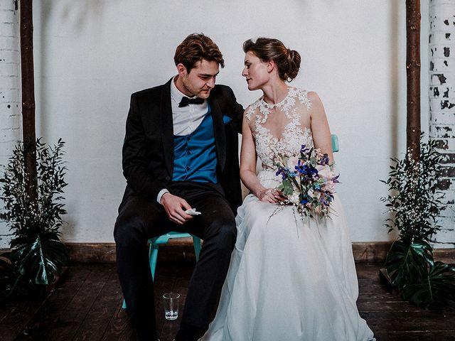 Il matrimonio di David e Nora a Firenze, Firenze 52