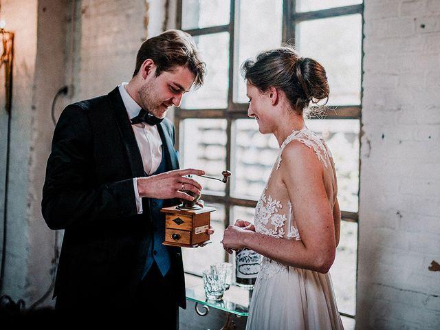 Il matrimonio di David e Nora a Firenze, Firenze 53