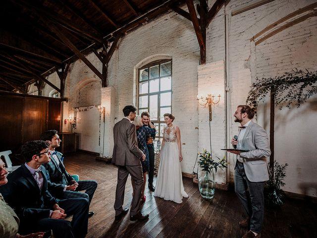 Il matrimonio di David e Nora a Firenze, Firenze 57