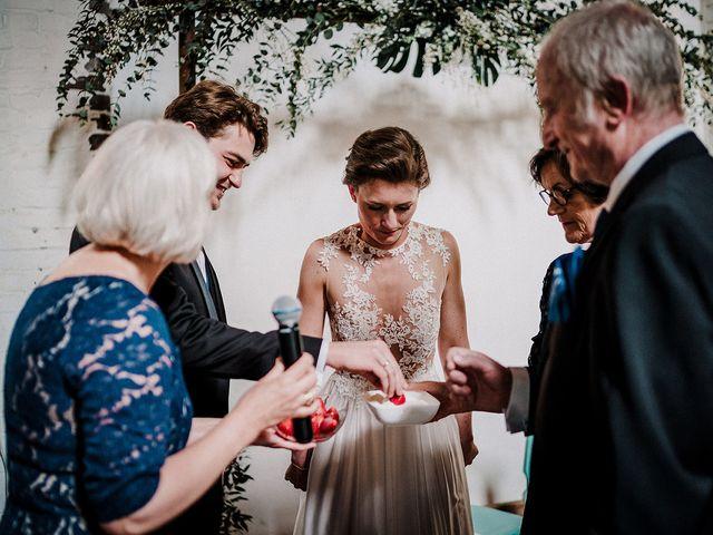 Il matrimonio di David e Nora a Firenze, Firenze 58