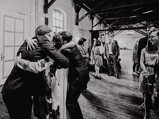 Il matrimonio di David e Nora a Firenze, Firenze 67