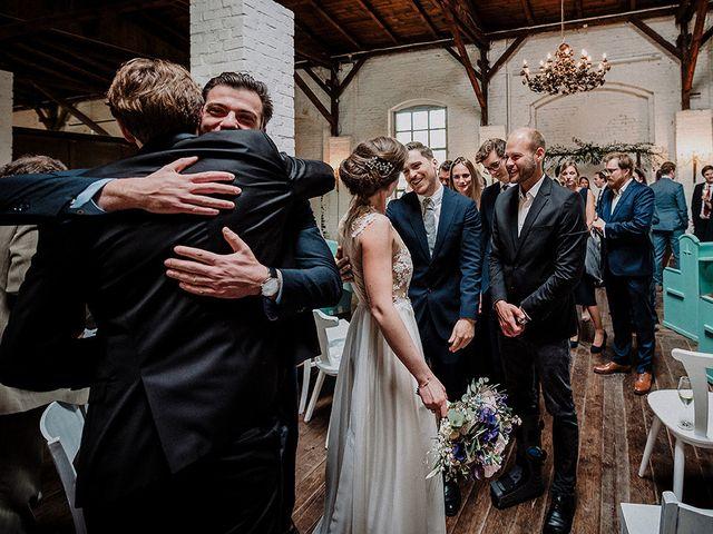 Il matrimonio di David e Nora a Firenze, Firenze 75