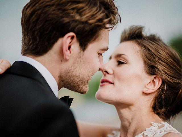Il matrimonio di David e Nora a Firenze, Firenze 1