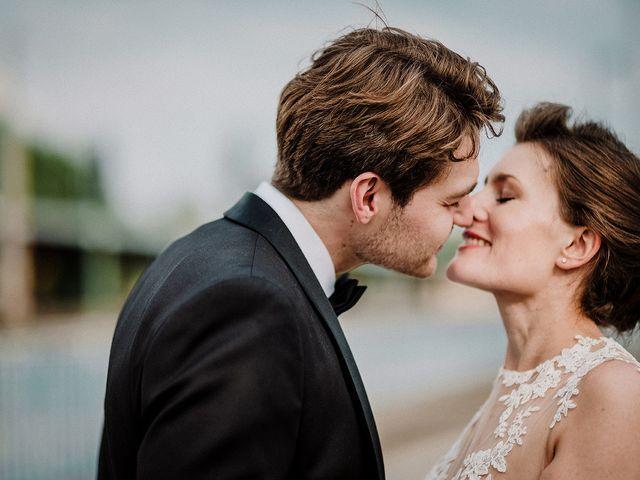 Il matrimonio di David e Nora a Firenze, Firenze 85