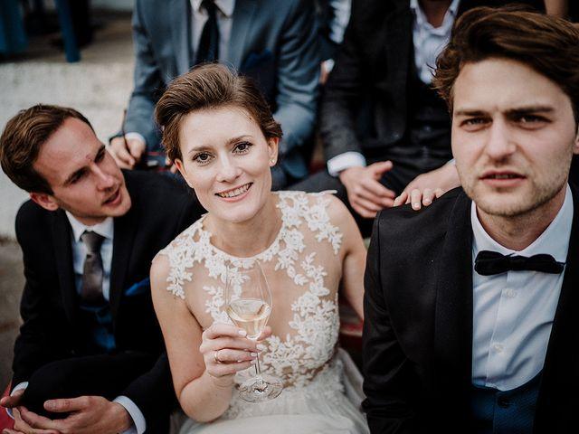 Il matrimonio di David e Nora a Firenze, Firenze 100