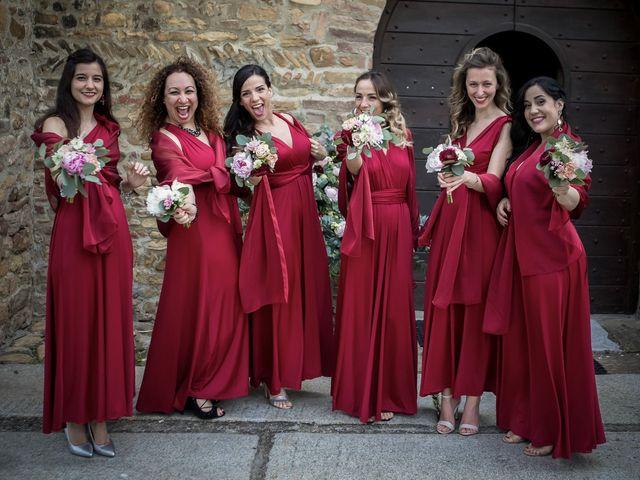 Il matrimonio di Matteo e Silvia a Castell'Arquato, Piacenza 14