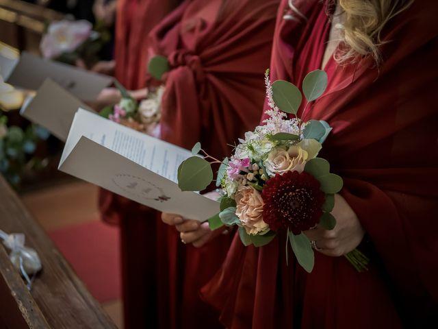 Il matrimonio di Matteo e Silvia a Castell'Arquato, Piacenza 16