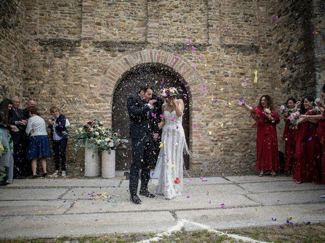 Il matrimonio di Matteo e Silvia a Castell'Arquato, Piacenza 18
