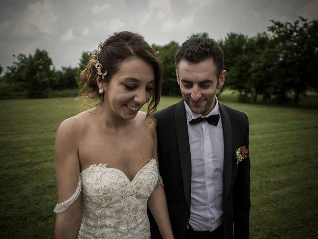 Il matrimonio di Matteo e Silvia a Castell'Arquato, Piacenza 21