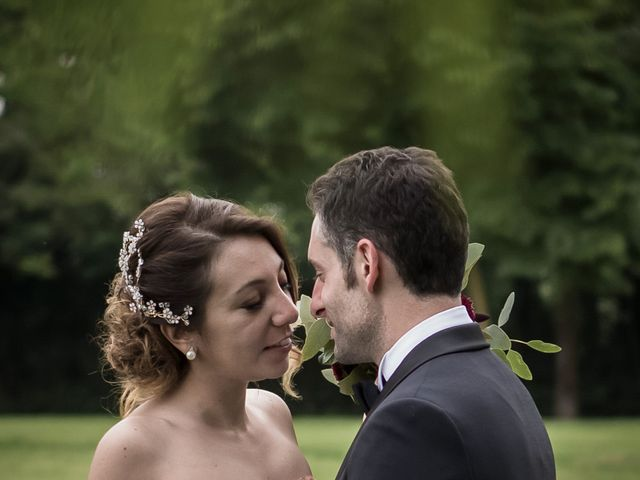 Il matrimonio di Matteo e Silvia a Castell'Arquato, Piacenza 22