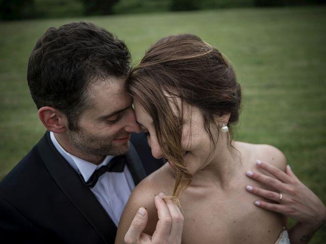 Il matrimonio di Matteo e Silvia a Castell'Arquato, Piacenza 26