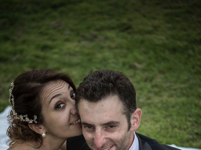 Il matrimonio di Matteo e Silvia a Castell'Arquato, Piacenza 28
