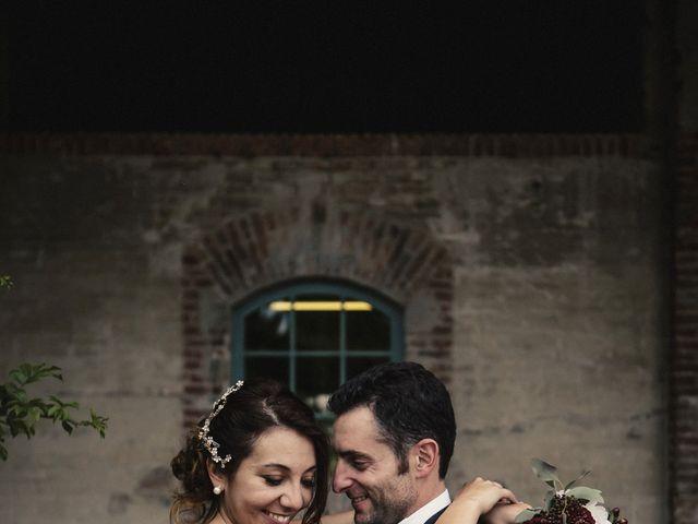 Il matrimonio di Matteo e Silvia a Castell'Arquato, Piacenza 31