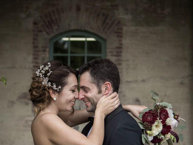 Il matrimonio di Matteo e Silvia a Castell'Arquato, Piacenza 32