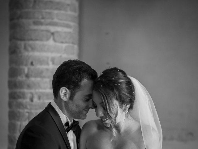 Il matrimonio di Matteo e Silvia a Castell'Arquato, Piacenza 33