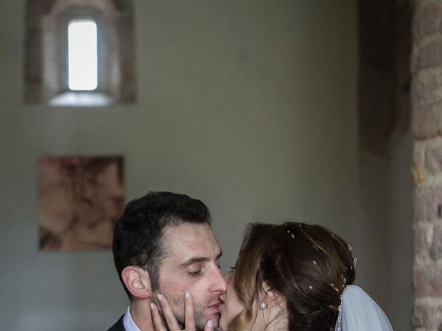 Il matrimonio di Matteo e Silvia a Castell'Arquato, Piacenza 35