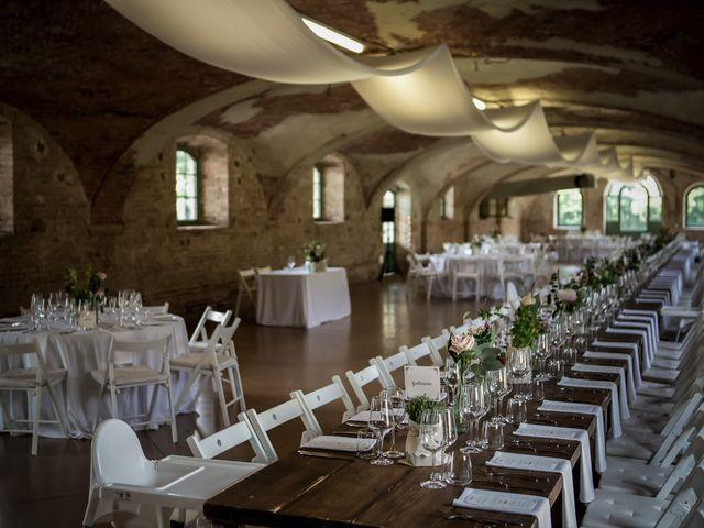 Il matrimonio di Matteo e Silvia a Castell'Arquato, Piacenza 36