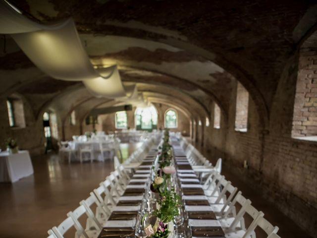 Il matrimonio di Matteo e Silvia a Castell'Arquato, Piacenza 37