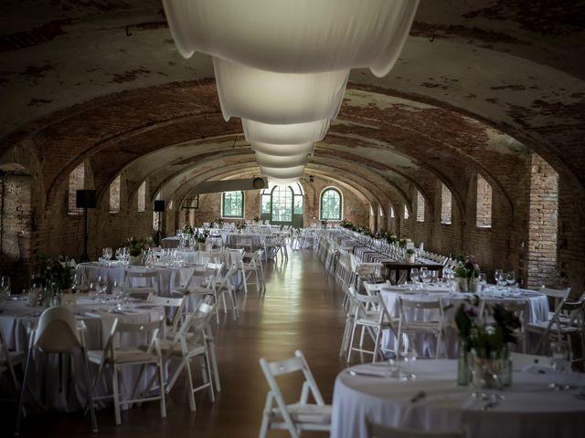 Il matrimonio di Matteo e Silvia a Castell'Arquato, Piacenza 38